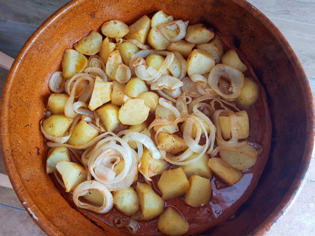 Patatas asadas cabecera